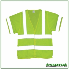 Forester Class 3 Non Tear-away Safety Vest - Vest6