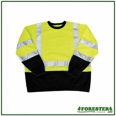 Forester Class 2 Sweatshirt w/ Black Bottom - Sweat3