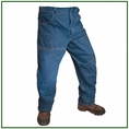 Forester Denim Jean Chainsaw Protective Chap Pants