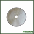"Forester 5-3/4"" x 1"" x 1/8"" Diamond Grinding Wheel For Carbide Saw Chain"