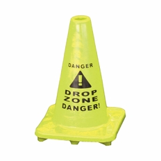"Forester 18"" Drop Zone Safety Cone"