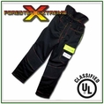 Forester Extreme Black Chainsaw Pants - PCOS