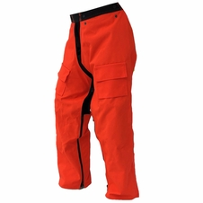 Forester EZ-Zip Zipper Style Lightweight Chainsaw Chaps - Hi-Vis Orange