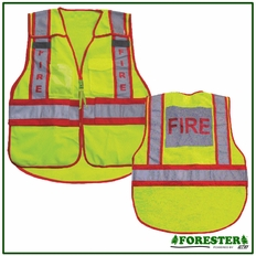 Forester Fire Safety Vest - #Vest23