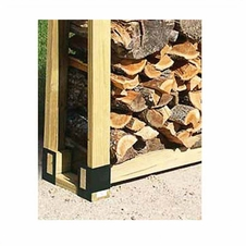 Forester Firewood Log Rack Brackets - FLRB424