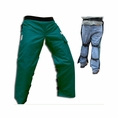 Forester Green Apron Style Chainsaw Chap