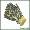 Forester Green Camo Jersey Grip Glove - 5309MD