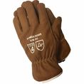 Forester Heavy Duty Leather All Purpose Work Gloves - Cut Level 4