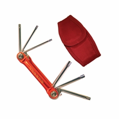 Forester Heavy Duty Torx Chainsaw Tool - 6 Torx Sizes