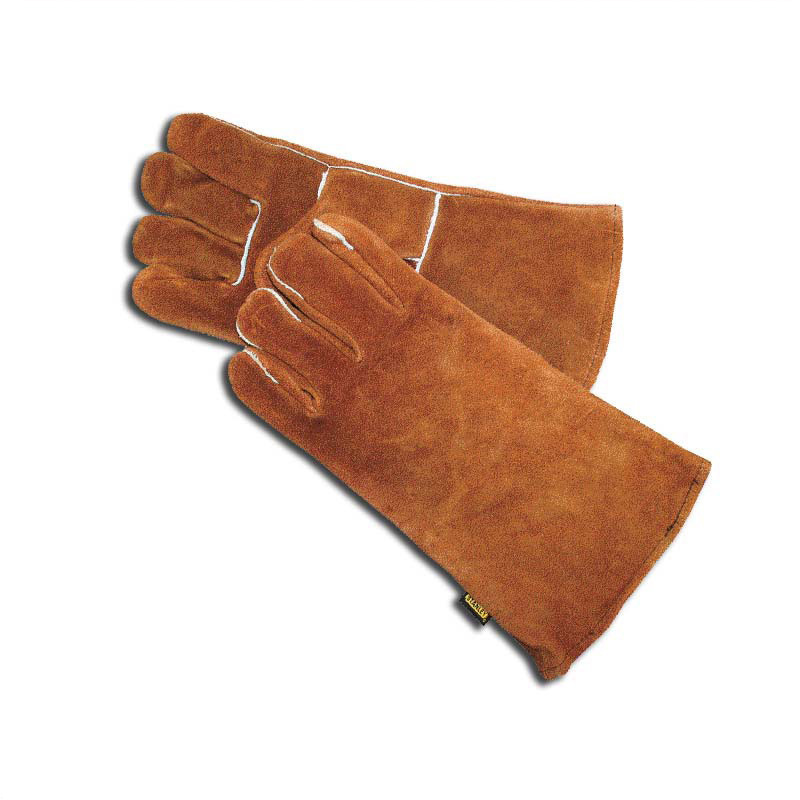 Forester Heavy Weight Cowhide Welders Fireplace Gloves St5533
