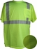 Forester Hi-Vis Class 2 Safety T-Shirt (Fancy) - Orange