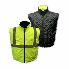 Forester Hi-Vis Class 2 Water Repellent Reversible Vest
