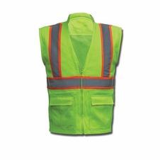 Forester Hi-Visibility Chainsaw Vest - Class 2 - CS2Vest
