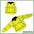 Forester Hi-Vis Insulated Jacket