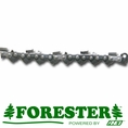 "Forester Non-Safety Semi Chisel Chain Saw Chain - 1/4"" Pitch - .050 - 92DL"