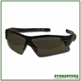 Forester Non-Slip Curved Frame Safety Glasses - Tinted Lens