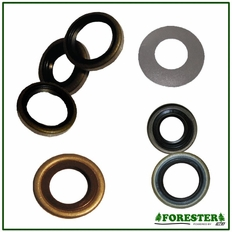 Forester Oil Seal 2 Pc Set #Fo-0192