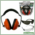 Forester Orange Muff & Glasses Combos - #Fo513t-O, #Fo513c-O