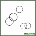 Forester Piston Replacement Rings For Stihl. Parts #For-6320 - #For-6332