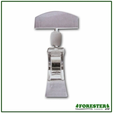 Forester Plastic Sign Display Clip - Large Sign Clips - 10PK