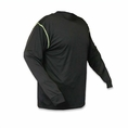 Forester Premium Black Long Sleeve Shirt