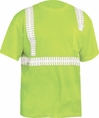 Forester Premium Hi-Vis Class 2 T-Shirt - Safety Green