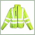 Forester Premium Hi-Vis Water Repellent Jackets