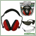 Forester Red Muff & Glasses Combos - #For513t-R, #For513c-R