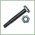 Forester Replacement Ariens Shear Pin w/ Nut - 510016