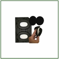 Forester Replacement Ear Muff Kit - #Fohykit