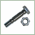 Forester Replacement MTD Shear Pin w/ Nut - 710-0890