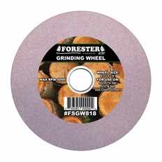 """Forester 5 3/4"""" x 22mm Arbor x 1/8"""" Saw Chain Grinding Wheel"""