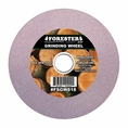 """Forester 8"""" x 1"""" Arbor x 3/16"""" Saw Chain Grinding Wheel"""