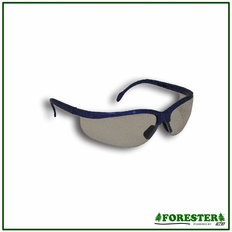 Forester Shatterproof Safety Glasses - Clear, Yellow & Smoke Lens