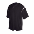 Forester Short Sleeve Black Polo Shirt