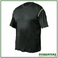 Forester Short Sleeve Black T-Shirt