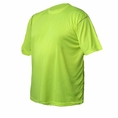 Forester Short Sleeve Safety Green T-Shirt