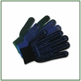 Forester String Knit PVC Grip Gloves