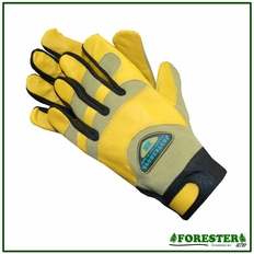 Forester Synthetic Leather Work Gloves