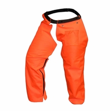 Forester Trimmer Trousers Chaps - Orange