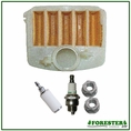 Forester Tune-Up Kit for Husqvarna Chainsaws - 340, 345, 346XP, 350, 351, 353