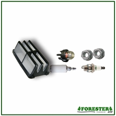 Forester Tune-Up Kit for Husqvarna Chainsaws - 40, 45, 49