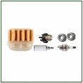 Forester Tune-Up Kit for Husqvarna Chainsaws - 545, 550XP, 550XPG