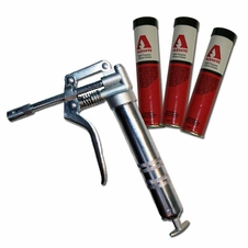 Forester Ultimate Grease Gun & Refill Combo #Fgg3-Combo
