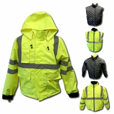 Forester Ultimate Hi-Vis 5-In-1 Jacket System