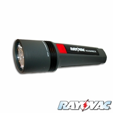 Forester Ultimate Rubber Coated Flashlight - #Sp2aa