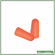 Forester Uncorded Disposable Foam Ear Plugs - 200 Piece Display Box
