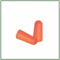 Forester Uncorded Disposable Foam Ear Plugs - 200 Piece Refill Bag