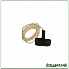 Forester Universal Rubber Starter Handle W/Metal Insert & Rope #Lmst