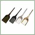 Forester Wood/Coal Ash Shovel - 4 Available Colors